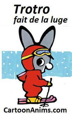1000 images about trotro mimi on pinterest petite - L ane trotro gratuit ...
