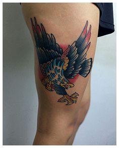 Eagle by Pablo Henrique