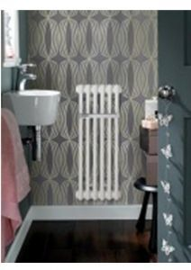 Zehnder Charleston Bar Cloakroom Radiator At only wide this especially created stocked size of the charleston is ideal for narrow spaces Radiators, Charleston, Curtains, Bar, Shower, Bathroom, Design, Home Decor, Rain Shower Heads