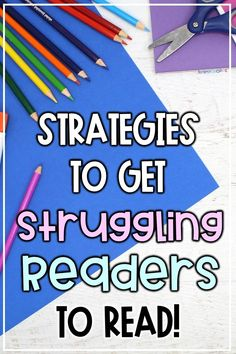 Are you struggling with reluctant readers in your upper elementary classroom? Find out how to encourage independent reading with struggling readers! Check out this post and video for strategies to strengthen your students' reading skills, endurance, and engagement. These tips are perfect for supporting students in 4th, 5th, and 6th grade who avoid reading and give up easily! #upperelementary #independentreading #readingstrategies Reading Skills, Writing Skills, Teaching Reading, Reluctant Readers, Struggling Readers, Middle School Teachers, Parents As Teachers, Writing Resources, Writing Activities