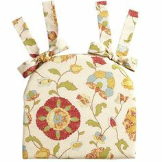 Floral Terrace Dining Cushion	$23.80