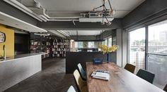YUN CAI INTERIOR DESIGN | OFFICE