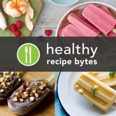 5 HEALTHY POPSICLE RECIPES FROM AROUND THE WEB