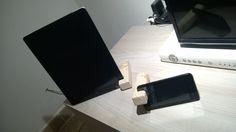 Wooden Standphone #2