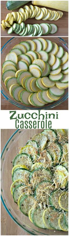 Zucchini Casserole Recipe   Summer Squash Casserole   Healthy Squash Casserole   Easy Thanksgiving Side Dish   Healthy Vegetable Casserole