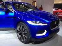 Jaguar at Frankfurt Motor Show 2013