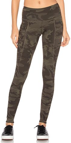 106a4bb62f8c64 STRUT-THIS The Flynn Legging in Army Camo Leggings, Army Camo, Ankle Pants