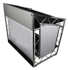 LiteConsole XPRS Foldable Mobile DJ Stand