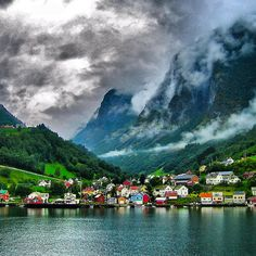 Norway Fjord | Flickr - Photo Sharing!