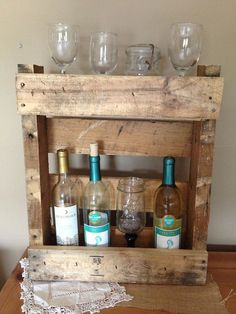Wine Rack!... or for beer?