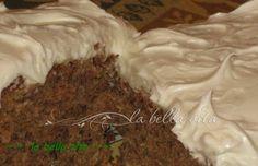 Cinnamony Zucchini Cake with Creamy Cream Cheese Frosting! - la bella vita cucina