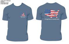 USA Crooked Creek Shirt