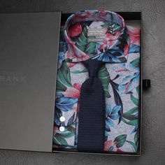 The Santana chambray shirt    www.Grandfrank.com