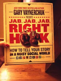 Katie Costello @_Katie_Costello Came home to this gem waiting for me! So excited to read #JJJRH cover to cover. Thanks, @Gary Vaynerchuk! CC: @Paul Hargita...
