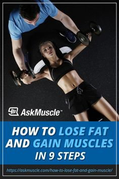 Do you look around and see other people accomplishing their goals, but you just can't seem to accomplish yours? Does your body keep defying your expectations, even though you're working hard? Learn how to lose fat and gain muscle safely and effectively. Lose Fat Gain Muscle, Lose Body Fat, Muscle Diet, Muscle Fitness, Fitness Tracker, Fitness Tips, Bulking Diet, Weight Loss Blogs, Weight Loss Supplements