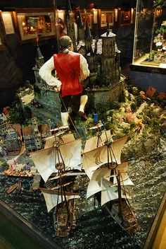 Gulliver!  Such fun this!    At the  Miniatures Museum of Taiwan, by Mark Wu Ltd, via Flickr
