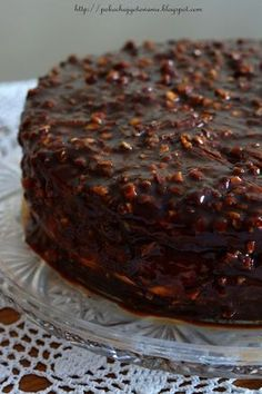 Pokochaj gotowanie: Sernik Ferrero Roche Fun Cooking, Cooking Recipes, Sweet Recipes, Cake Recipes, Piece Of Cakes, How Sweet Eats, Cookie Desserts, Christmas Baking, Food To Make