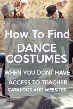 Need a dance costume but cant order from the teacher websites? Check out this guide on where to find them! Dance Class, Dance Moms, Teacher Websites, Belly Dancing Classes, Craft Quotes, Learn To Dance, School Dances, Just Dance, Dance Costumes
