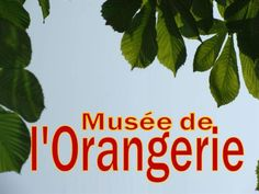 Originally built in 1852 as winter shelter for orange trees from the nearby Tuileries gardens, the Musée de l'Orangerie became a temple to Monet's love of nature, when the artist's Waterlily paintings were installed here in 1927.