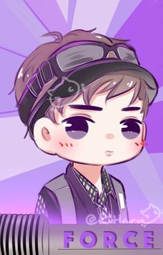 D.O. Kyungsoo, Chanyeol, Kpop Exo, Exo Cartoon, Exo Fan Art, Exo Lockscreen, Kim Minseok, Korea, Exo Ot12