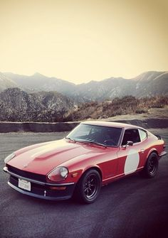 Petrolicious Datsun 240z Video