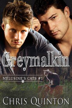 Melusine's Cats #1 Greymalkin