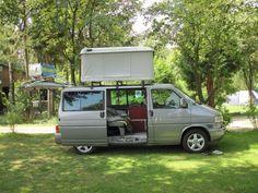vw t5 overcamp tenda da tetto roof tent maggiolina. Black Bedroom Furniture Sets. Home Design Ideas