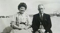 Ethel and Arthur Johnson in 1950