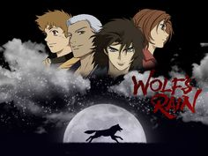 Wolf's Rain   10 Anime Series You Need To Watch Before You Die