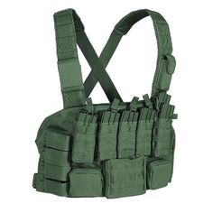 Voodoo Tactical 20 9931 Tactical MOLLE Chest Rig | eBay