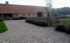 VDBK te Castelré (NL) Sidewalk, Patio, Outdoor Decor, Home Decor, Green, Decoration Home, Room Decor, Side Walkway, Walkway