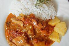 Schweinefleisch süß - sauer (Rezept mit Bild) von Seide | Chefkoch.de