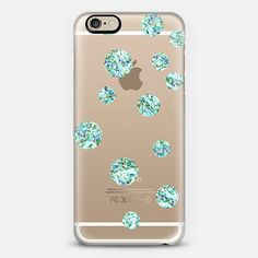 Circles Mint Crystal @casetify phone cases by Anneline Sophia Get $10 off using code: DNNMRJ