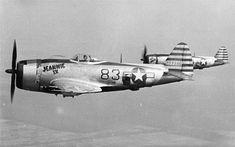 USAAF 42 27346 P 47D Thunderbolt