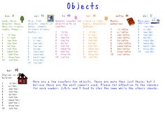 Learn Japanese: Object Counter by ~misshoneyvanity on deviantART