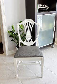 If you like lots of pictures in a post, then this one is for you. A few months after my initial purchase, our kitchen dining chair upcycle i...
