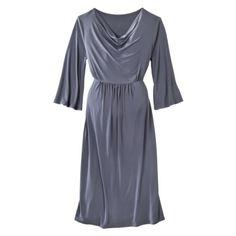 Target Merona Cowl-Neck Dress