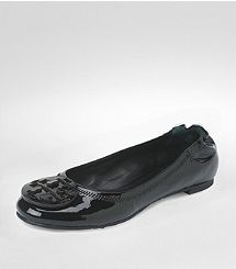 PATENT REVA BALLET FLAT-saw a lady with these on in the airport. They looked great!