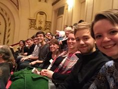 Waiting for Messiaen's From the Canyon to the Stars to begin #SLSYO #SLSO #Mentoringthemusic