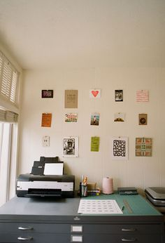 Love this. I need to completely redo my office.