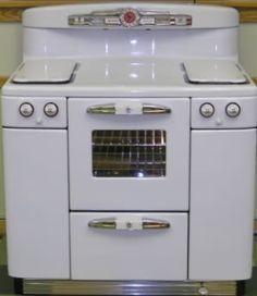 kitchen stove...