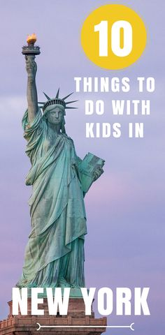 Top 10 things to do in new york with kids things to do for Whats there to do in new york