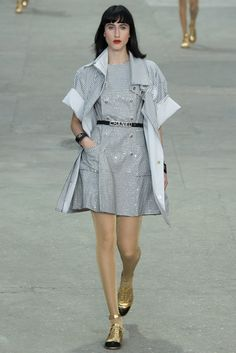 Chanel Spring 2015 Ready-to-Wear - Collection - Gallery - Look 62 - Style.com  #fashion #spring2015 #Chanel