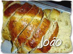 Pão Mediterrâneo (João) - Culinária-Receitas - Mauro Rebelo