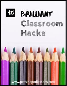 Teachers tell all! Here's of list of classroom hacks that you can use tomorrow. These seemingly simple teacher tricks offer some mind blowing results. Check out our list! Teacher Blogs, Teacher Resources, Teaching Ideas, Framed Words, Framed Maps, Classroom Hacks, Classroom Crafts, Kindergarten Blogs, Teaching 5th Grade