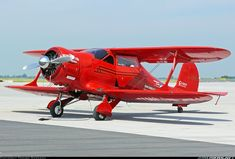 Beech D17S - Classic Flyers | Aviation Photo #2043630 | Airliners.net