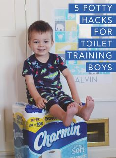 This post is sponsored by Charmin Ultra Soft. All the opinions, ideas, and stories below are my own. #CharminAtSamsClub Potty training is still going with Calvin but at least it's going bette…