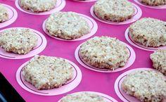 Paleo mandulás keksz nyersen