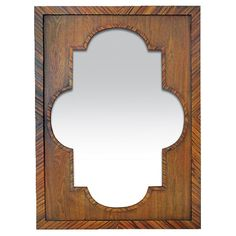 I pinned this Constantinople Wall Mirror from the Quatrefoil event at Joss and Main!