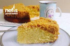 Rüya Kek (Danish Dream Cake) Tarifi